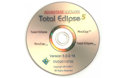 Eclipse 5 Install Disc